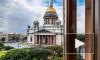 Плешивый кавказец с подельником обокрали в Петербурге сотрудника администрации президента России