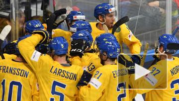 Россия проиграла Швеции на Кубке Первого канала