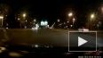 Появилось видео аварии перевернувшегося автомобиля ...