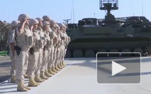 Военные из РФ отбили атаку боевиков на авиабазу Хмеймим