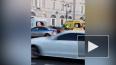 """На Невском проспекте """"Мерседес"""" протаранил карету скорой"""