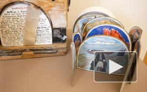 КНИГА СКУЛЬПТОРА: выставка в Михайловском замке