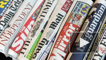 Обзор английской прессы