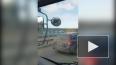 """Трактор и """"Газель"""" завалились на бок на Витебском шоссе"""