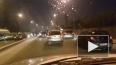 На Киевском шоссе из-за аварии и пожара скопилась ...