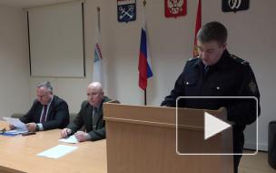 В Выборге обсудили вопросы безопасности в период новогодних праздников