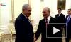 """Bloomberg: Путин не желает делать """"подарок"""" Нетаньяху"""