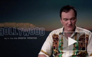 Квентин Тарантино назвал лучшего голливудского актера