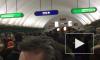 В Петербурге на синей ветке в тоннеле метро сломался состав