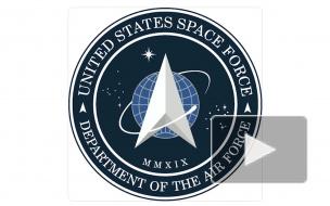 В Сети раскритиковали логотип Космических войск США