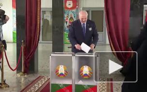 Exit poll показали победу Лукашенко на выборах 79,7% голосов