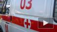На Петроградской набережной микроавтобус влетел в ...