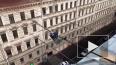 В Петербурге руфер сделал зарядку на проводах между ...