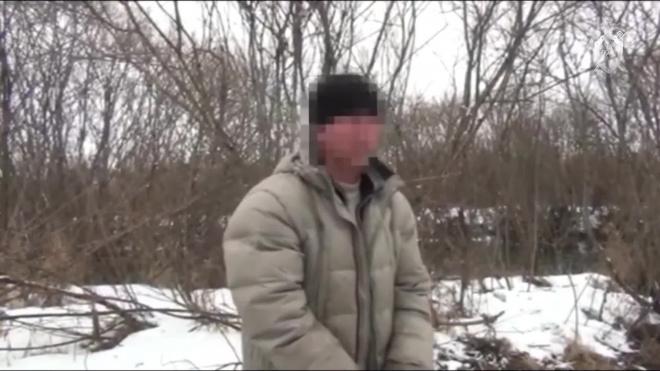 Сексуальный маньяк на видео рассказал об убийствах россиянок