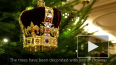 Рождество по-королевски: Опубликовано видео нарядного ...