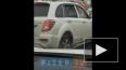 """Видео: около Московского вокзала столкнулись """"Ауди"""" ..."""