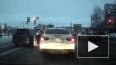 В Челябинске один водитель пытался подрезать другого ...