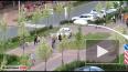 """Видео: водитель каршеринга """"заблудился"""" на пешеходном ..."""