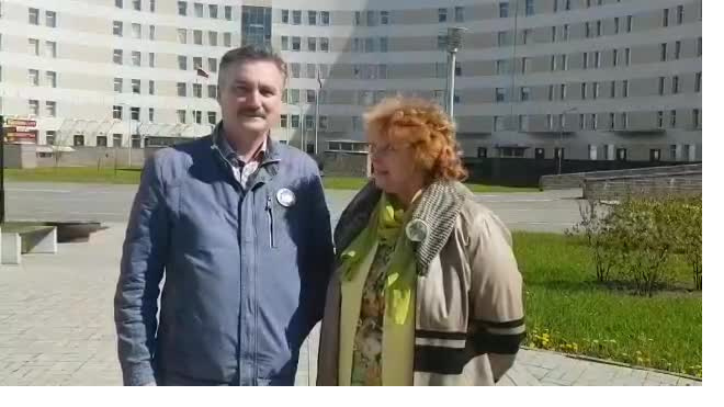 """Петербуржцы, которые вылечились от COVID-19, запустили акцию """"Я уже здоров"""""""