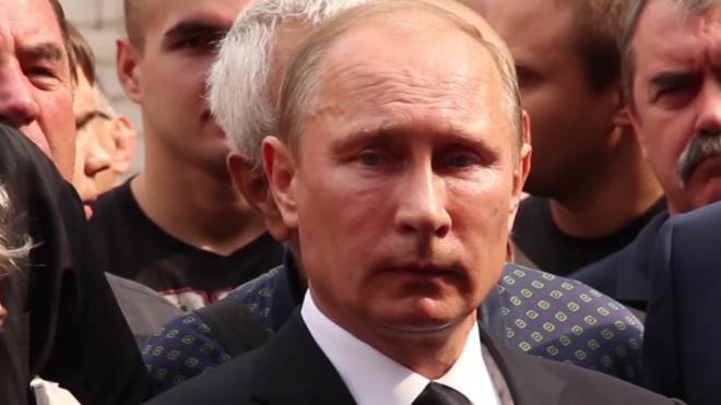 Путина не расстроило, что его не пригласили на памятную церемонию высадки в Нормандии