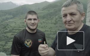 Хабиб Нурмагомедов пожертвовал благотворительному фонду Порье 100 тысяч долларов