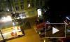 В Петербурге ночью горел роддом, роженицы с грудничками спасались во дворе