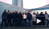 """Петербургские студенты сняли новогодний клип в """"Лахта Центре"""""""