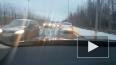 Видео: На улице Верхняя столкнулись две легковушки