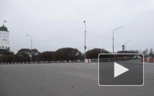 В Выборге завершается ремонт Крепостного моста