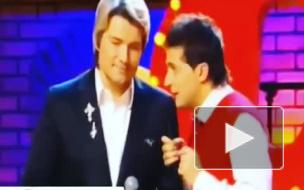 Басков опубликовал видео совместного выступления с Зеленским