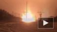 В подмосковном Серпухове взорвался газопровод