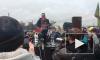 """""""Это наш город"""": на митинге у СКК прошел рок-концерт"""