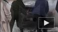 Видео: Под Красноярском загоревшуюся машину тушили ...
