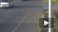 Жуткие кадры из Таиланда: Скутерист толкнул другого ...