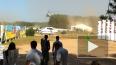 Путин прилетел на Селигер на вертолете