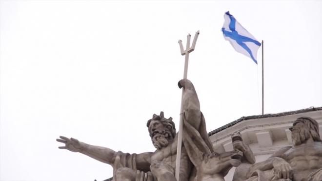 МЧС Петербурга обещает сильный ветер во вторник