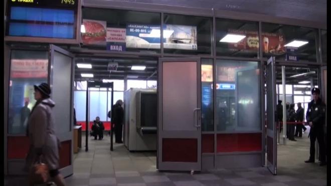 Привокзальный досмотр. Пассажиров «Сапсана» начали проверять в специальной зоне
