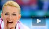 Петербургские слесари смотрят Олимпиаду ради красоток-керлингисток