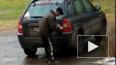 Житель Рыбинска пытался поджечь припаркованное авто