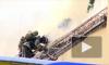 В Зеленогорске молдаванин поджег строительный вагончик, в котором находились жена и дочь, трое госпитализированы