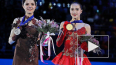 Первое золото на ОИ-2018: Загитова победила в произвольной ...