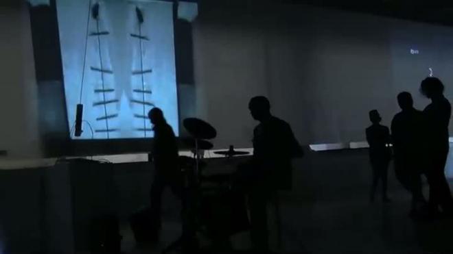 Восьмой фестиваль экспериментального искусства в Манеже