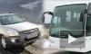 Пять человек погибли в ДТП под Пермью, где легковушка врезалась в автобус
