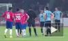 Кубок Америки: Уругвай проиграл Чили после провокации Хары и удаления Кавани