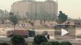 Из Ирака в Сирию двинулась колонна военной техники США