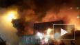 На улице Брянцева сгорела бытовка, в которой жили ...