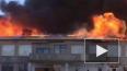 Под Новосибирском сгорело здание сельской администрации