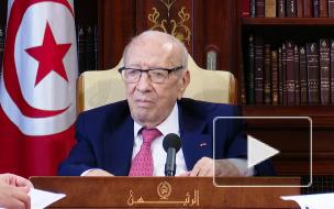 На 93 году жизни умер президент Туниса Беджи Каид ...