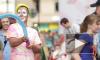 В День города в Петербурге традиционно состоялся Фестиваль мороженого