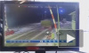 """Пассажирский поезд """"Вятка"""" снес на переезде грузовик во Владимирской области(видео)"""